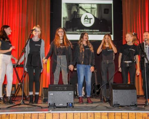 Charity-Gala Axel Titzki Stiftung 18.01.2018