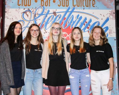 1.Auswahlrunde Axel Titzki Stiftung 10.03.2018