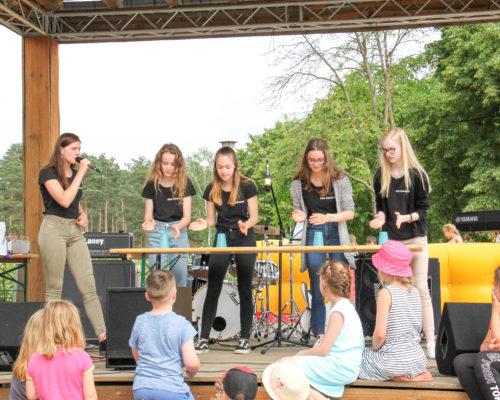 Kinderfest Helenesee 03.06.2018