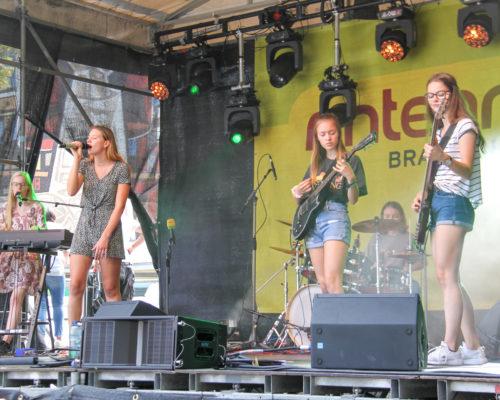 Stadtfest Eisenhüttenstadt Lindenbühne 25.08.2019
